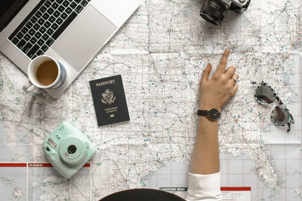 Travel items, traveling with a nut allergy